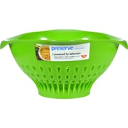 Preserve Large Colander - Green - 4 ct - 3.5 qt