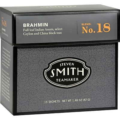 Smith Teamaker Black Tea - Brahmin - 15 Bags