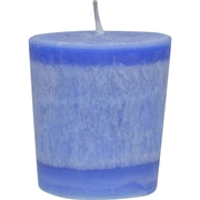 Aloha Bay Votive Eco Palm Wax Candle - Holy Temple - 12 ct - Pack
