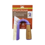 Full Circle Home Grunge Buster Grout and Tile Brush - 6 ct