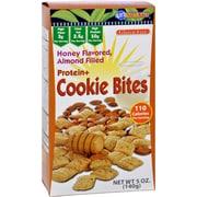 Kay's Naturals Cookie Bites - Honey Almond - Case of 6 - 5 oz