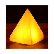 Himalayan Salt Pyramid Salt Lamp - USB - 3.5 in