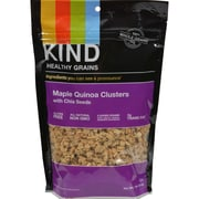 Kind Fruit and Nut Bars Clusters - Maple Walnut with Chia and Quinoa - 11 oz - Case of 6