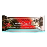 Nugo Nutrition Bar - Nugo Dark - Spicy Chocolate - 1.76 oz - Case of 12