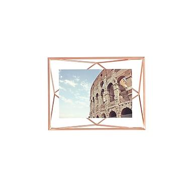 Umbra – Présentoir à photographies Matrix 4 x 6 po, cuivre (313016-880)