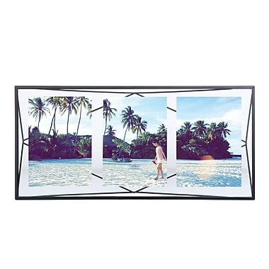Umbra Prisma Multi Photo Display, Black (313019-040)