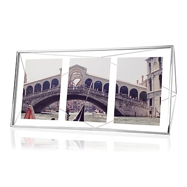 Umbra Prisma Multi Photo Display, Chrome (313019-158)