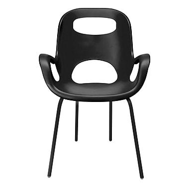 Umbra – Fauteuil Oh, noir (320150-038)