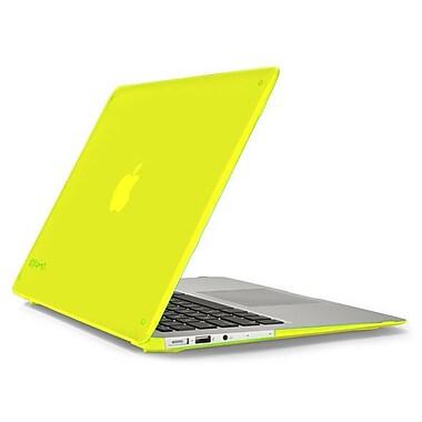 Speck – Étui SeeThru pour MacBook Air de 13 po, jaune vif (SPK-71483-B197)
