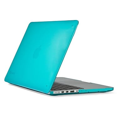 Speck – Étui SeeThru pour MacBook Pro à écran Retina de 13 po, bleu calypso (SPK-71600-B189)