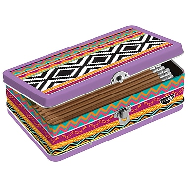 Find It Metal Pencil Case, Assorted