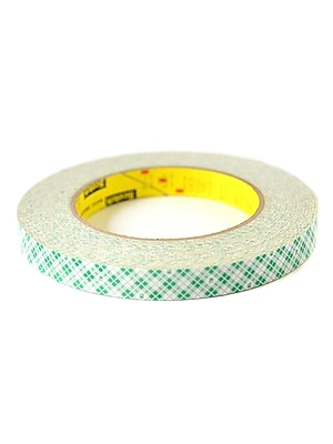 3M Double Coated Tissue Tape 1/2 In. X 36 Yd. [Pack Of 2] (2PK-70006436136)