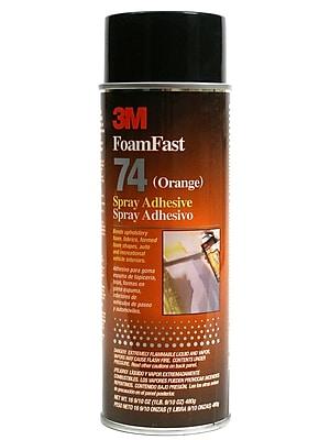 3M Foam Fast Adhesive 74 17 Oz. Can (74)