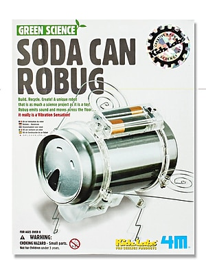 4M Soda Can Robug Kit Each (3647)