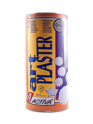 Activa Products Art Plaster 5 Lb. Can [Pack Of 2] (2PK-225)
