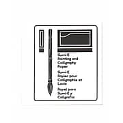 Aitoh Sumi-E Sketch Pads 12 In. X 18 In. 48 Sheets (SP-M)