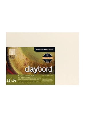 Ampersand Claybord 11 In. X 14 In. Each (CBS11)