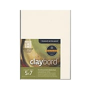 Ampersand Claybord 5 In. X 7 In. Pack Of 3 [Pack Of 2] (2PK-CBS05)