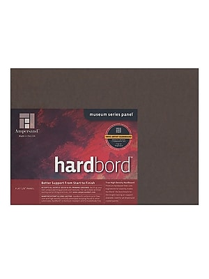 Ampersand Hardbord 18 In. X 24 In. Each (HB18)