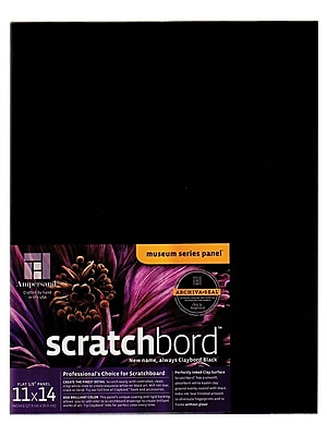 Ampersand Scratchbord 11 In. X 14 In. Each (CBB11)