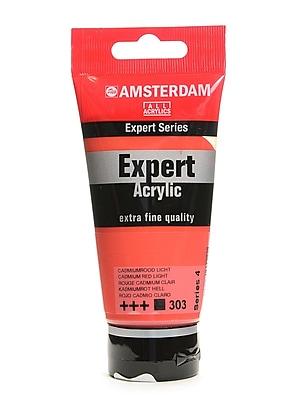 Amsterdam Expert Acrylic Tubes Cadmium Red Light 75 Ml [Pack Of 2] (2PK-100515333)