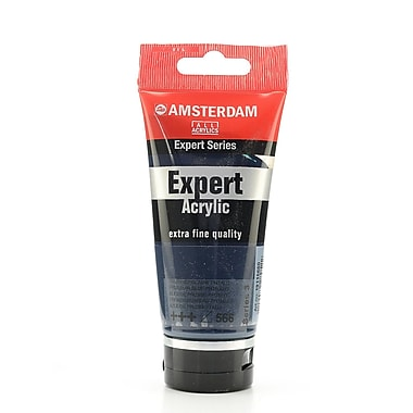 Amsterdam Expert Acrylic Tubes Prussian Blue Phthalo 75 Ml [Pack Of 2] (2PK-100515364)