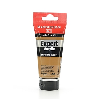 Amsterdam Expert Acrylic Tubes Transparent Oxide Yellow 75 Ml [Pack Of 2] (2PK-100515324)