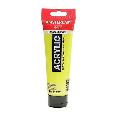 Amsterdam Standard Series Acrylic Paint Azo Lemon Yellow 120 Ml [Pack Of 3] (3PK-100515143)