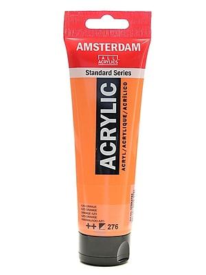 Amsterdam Standard Series Acrylic Paint Azo Orange 120 Ml [Pack Of 3] (3PK-100515150)