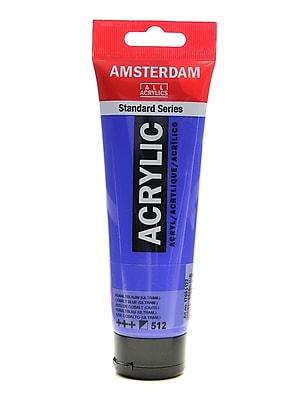 Amsterdam Standard Series Acrylic Paint Cobalt Blue 120 Ml [Pack Of 3] (3PK-100515174)