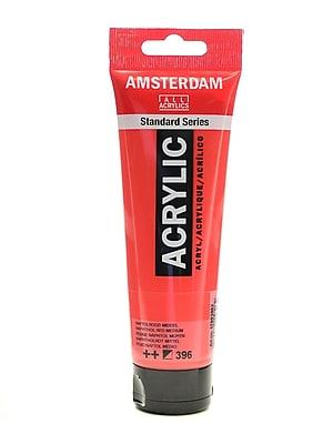 Amsterdam Standard Series Acrylic Paint Naphthol Red Medium 120 Ml [Pack Of 3] (3PK-100515166)