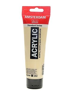 Amsterdam Standard Series Acrylic Paint Naples Yellow Red Light 120 Ml [Pack Of 3] (3PK-100515153)
