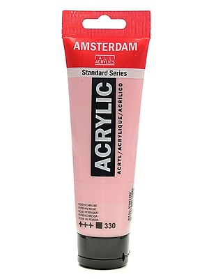 Amsterdam Standard Series Acrylic Paint Persian Rose 120 Ml [Pack Of 3] (3PK-100515159)