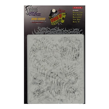 Artool Curse Of Skullmaster Mini Series Airbrush Templates Set Of 5 (FH SK15 MS)