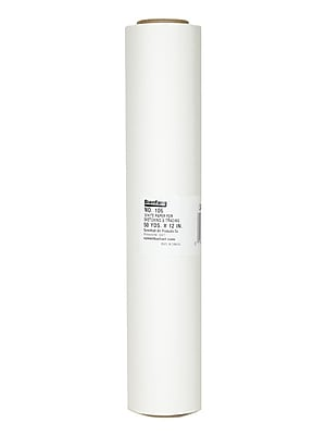 Bienfang No.106 White Paper For Sketching And Tracing 12 In. X 50 Yd. Roll (340134)