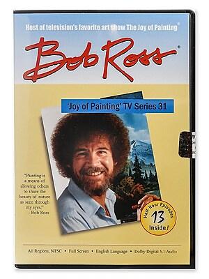 Bob Ross Joy Of Painting Tv Series Dvds #31 Dvd (RD3114D)