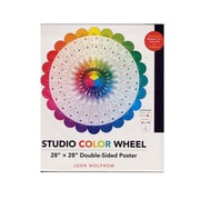 C And T Studio Color Wheel Each (20147)