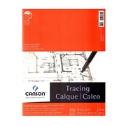 Canson Tracing Pad, 11 In. x 14 In., Pack Of 2 (2PK-100510961)