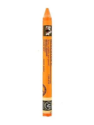 Caran D'Ache Neocolor Ii Aquarelle Water Soluble Wax Pastels Flame Red [Pack Of 10] (10PK-7500-050)