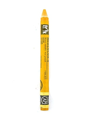 Caran D'Ache Neocolor Ii Aquarelle Water Soluble Wax Pastels Ochre [Pack Of 10] (10PK-7500-035)