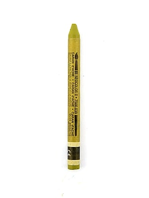 Caran D'Ache Neocolor Ii Aquarelle Water Soluble Wax Pastels Olive Brown [Pack Of 10] (10PK-7500-039)