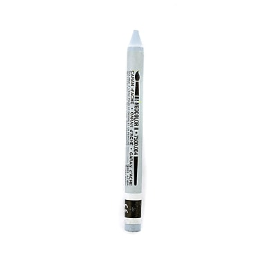 Caran D'Ache Neocolor Ii Aquarelle Water Soluble Wax Pastels Steel Gray [Pack Of 10] (10PK-7500-004)