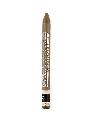Caran D'Ache Neocolor Ii Aquarelle Water Soluble Wax Pastels Vandycke Brown [Pack Of 10] (10PK-7500-045)