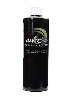 Chroma Inc. Aurora Washable Tempera Black [Pack Of 4] (4PK-11800)