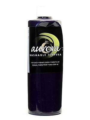 Chroma Inc. Aurora Washable Tempera Purple [Pack Of 4] (4PK-11809)