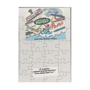 Compoz-A-Puzzle Blank Puzzles 5 1/2 In. X 8 In. 28 Pieces Each Pack Of 8 (96221)