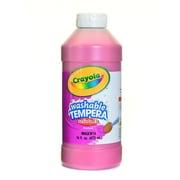Crayola Artista Ii Liquid Tempera Paint Magenta 16 Oz. [Pack Of 4] (4PK-54-3115-069)