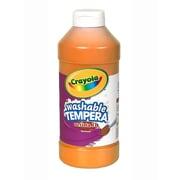 Crayola Artista Ii Liquid Tempera Paint Orange 16 Oz. [Pack Of 4] (4PK-54-3115-036)