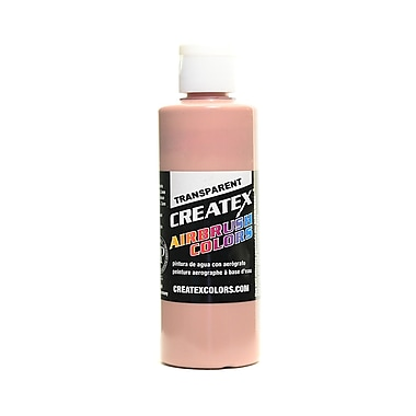 Createx Airbrush Colors Transparent Peach 4 Oz. [Pack Of 3] (3PK-5125-04)