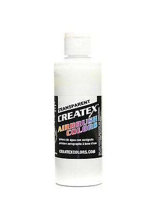 Createx Airbrush Colors Transparent White 4 Oz. [Pack Of 3] (3PK-5131-04)